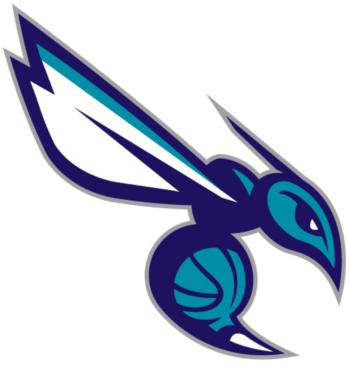 The Charlotte Hornets' new alternate logo. (Bobcats)