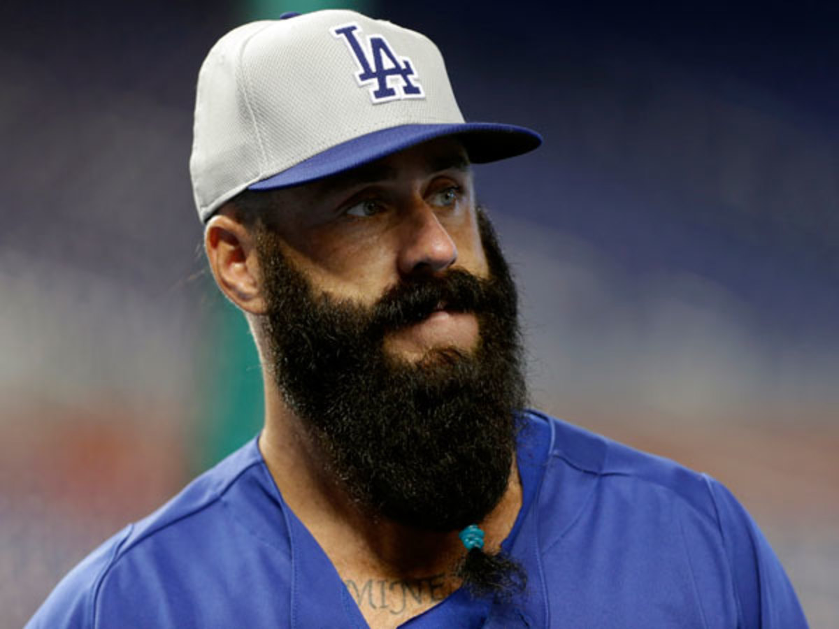 The Dodgers will reportedly activate Brian Wilson today. (Doug Pensinger/Getty Images)