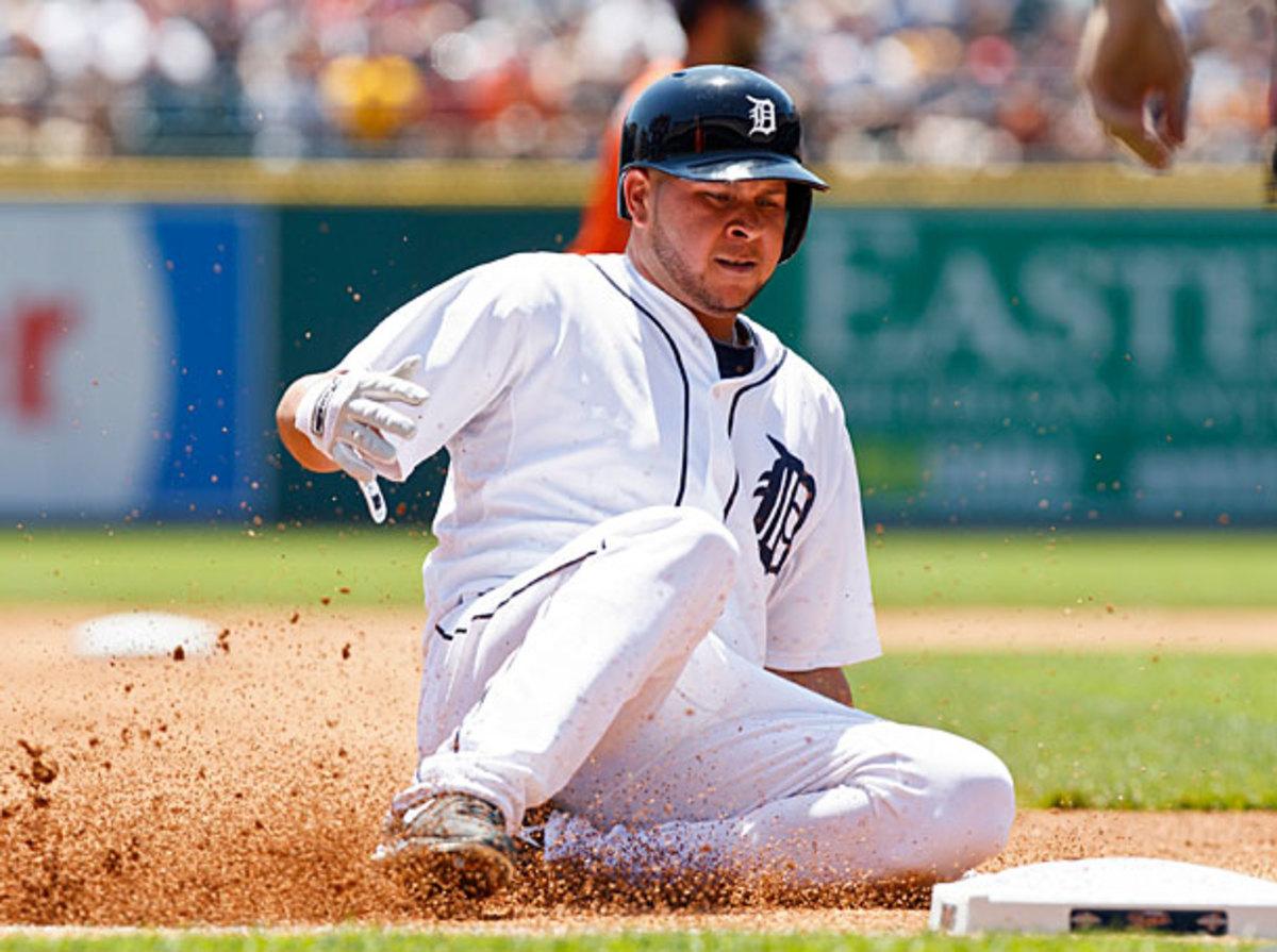 Jhonny Peralta, Tigers