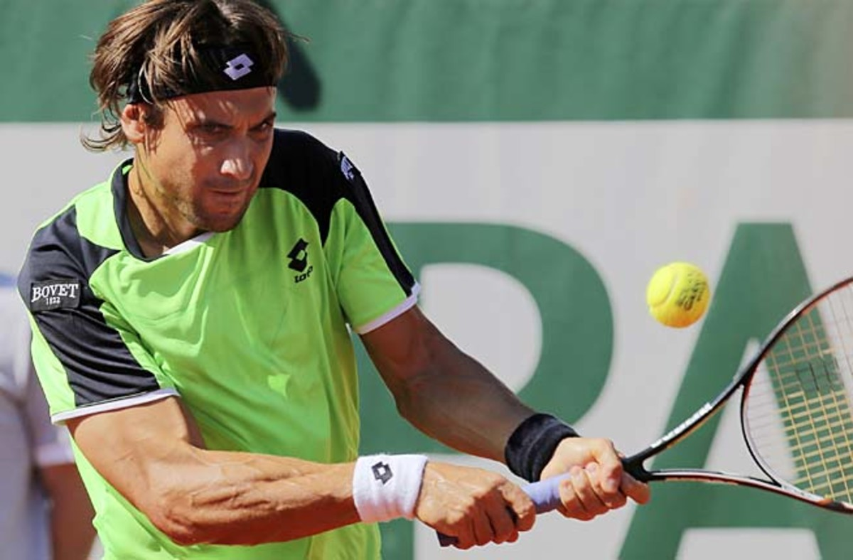 David Ferrer will face Jo-Wilfried Tsonga in the French Open semifinals.