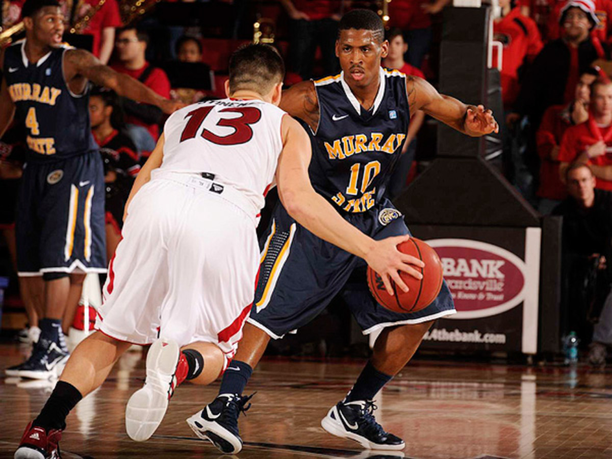 Murray State's Zay Jackson is once again eligible to play for the Racers next season. (David E. Klutho/SI)