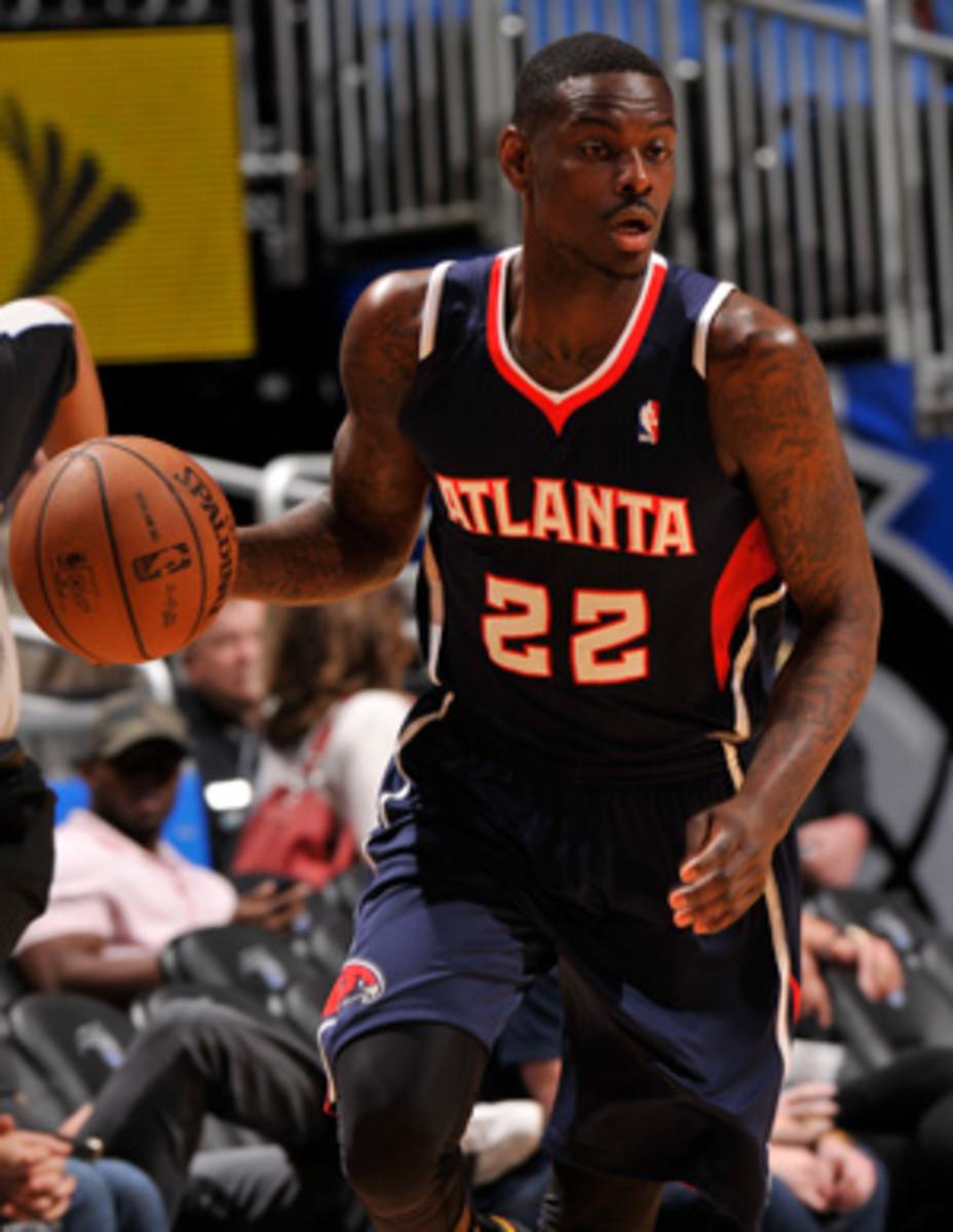 Anthony Morrow is headed to the Mavericks. (Fernando Medina/Getty Images)