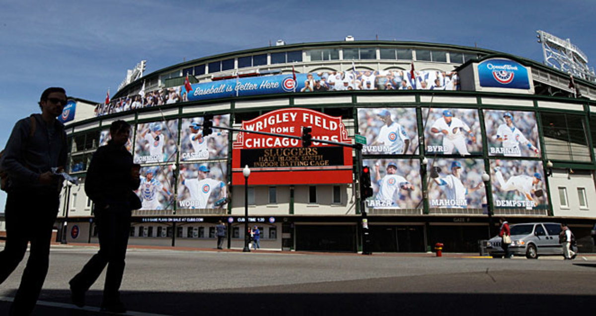 Wrigley Field, nearing its 100th anniversary, will get $300 million in renovations.