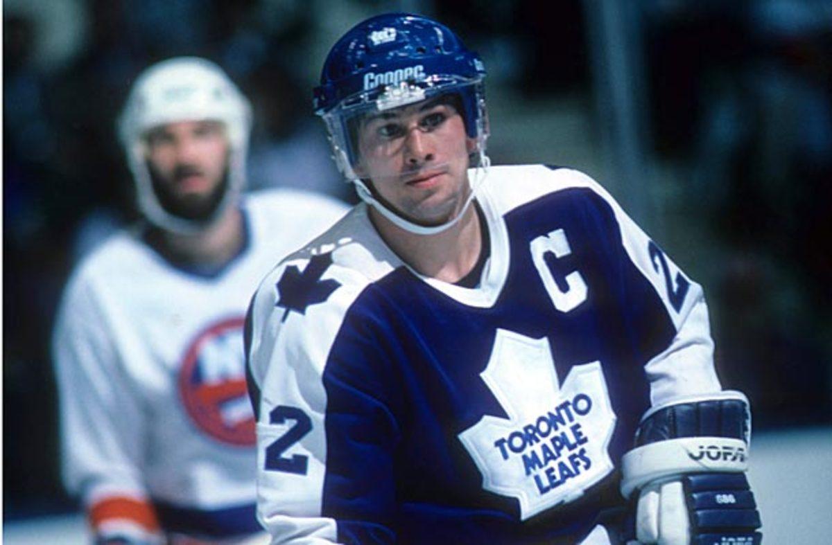 Rick Vaive, Toronto Maple Leafs