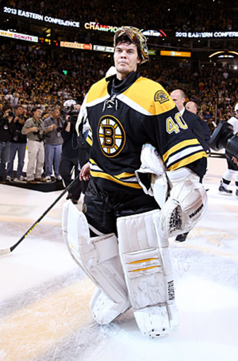 Goaltender Tuukka Rask is proving to be one of Boston's best trade acquistions, and the price paid to Toronto wasn't steep.