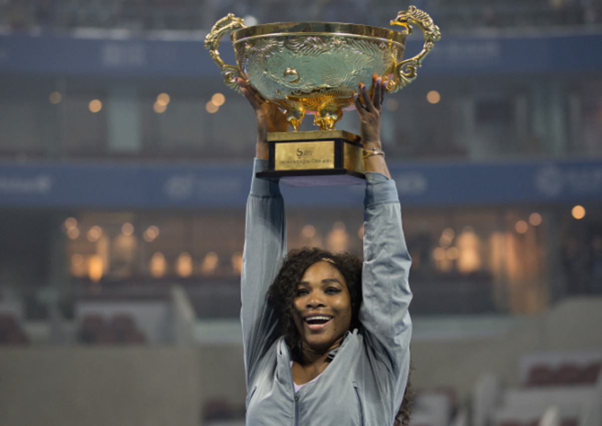 Can anyone emerge to consistently challenge Serena Williams for dominance in 2014?