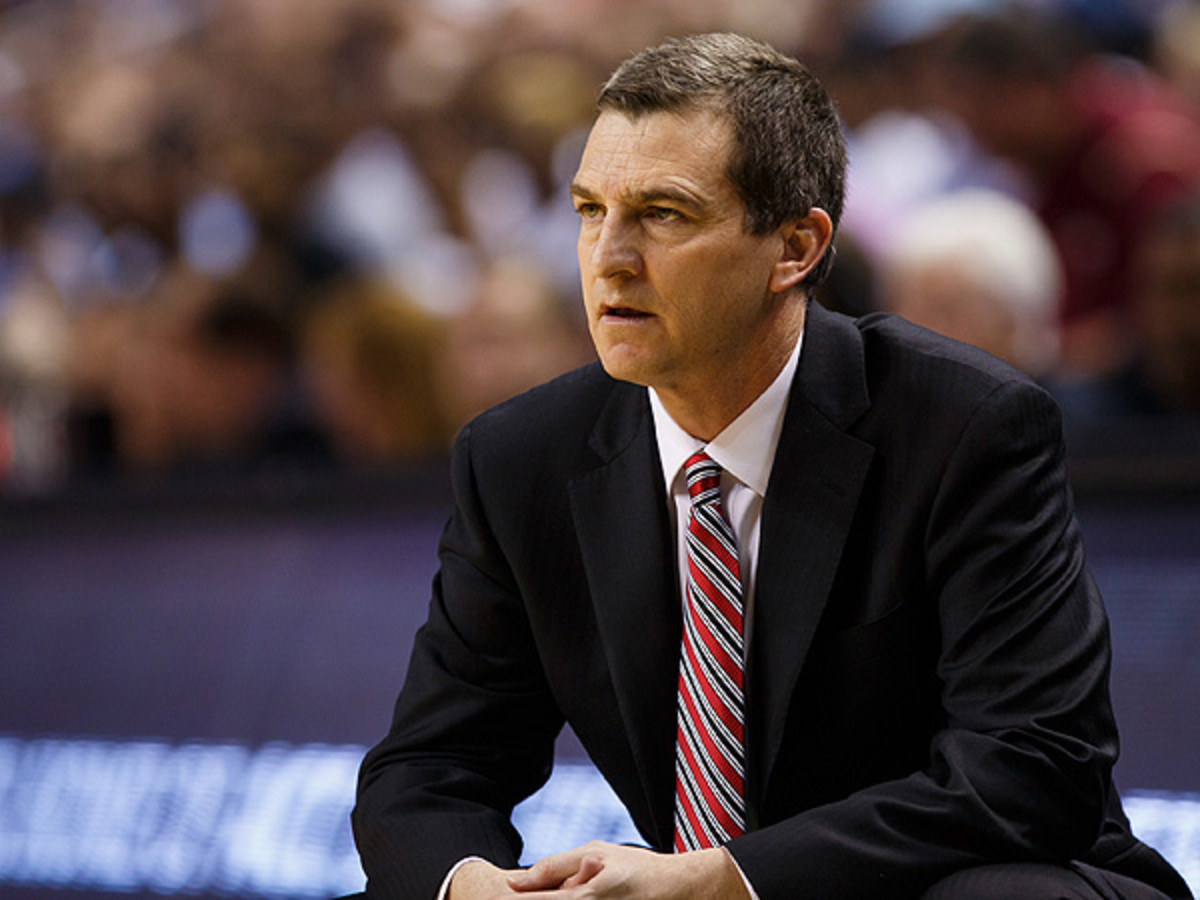 Perception of the ACC's season worked against Maryland in securing an NCAA tournament bid. (Jeremy McKnight/Icon SMI)