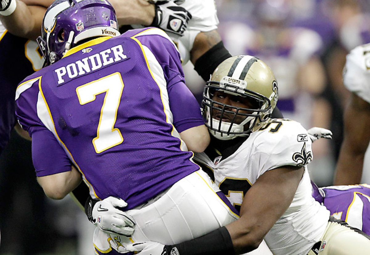 Junior Galette could be a breakout star in 2013. (Charlie Neibergall/AP)