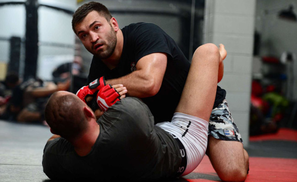 After four straight losses, Belarusian fighter Andrei Arlovski is unbeaten in the past five fights.