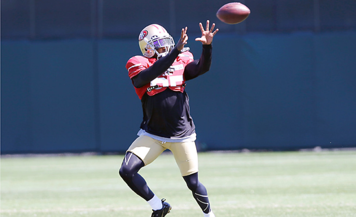 Tarell Brown is set to earn $2.925 million from the San Francisco 49ers this season.