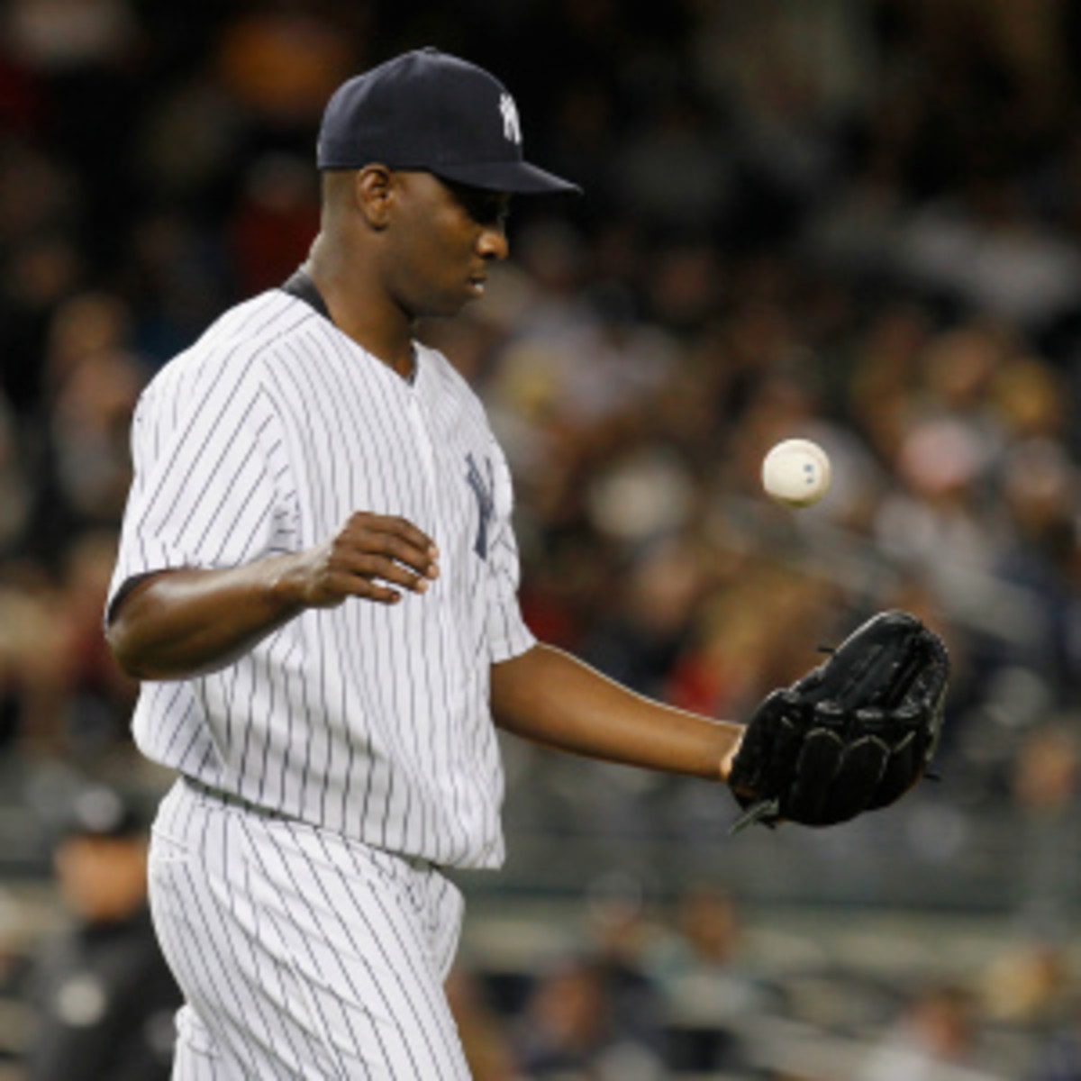 Rafael Soriano has not reported to the Nationals camp. (Mike Stobe/Getty Images)