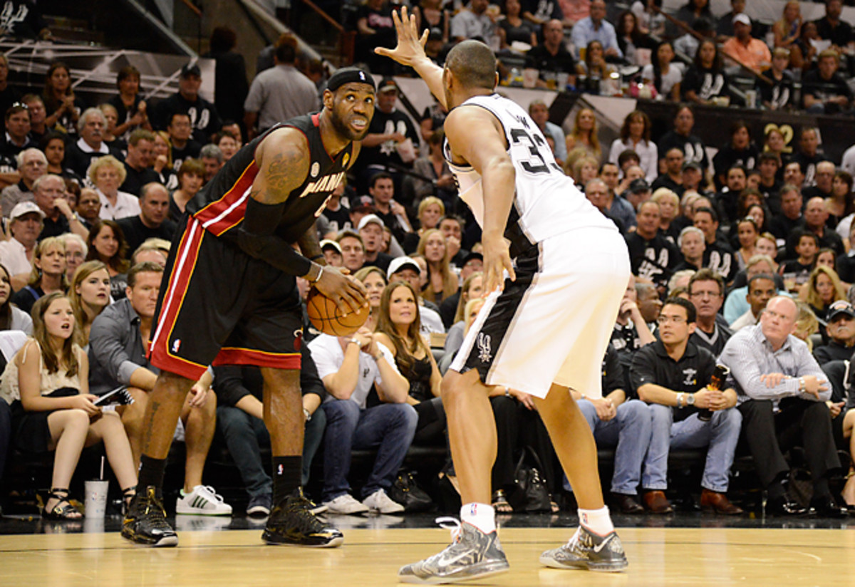 LeBron James faces an offseason of questions about the Heat if Miami cannot win Games 6 and 7.