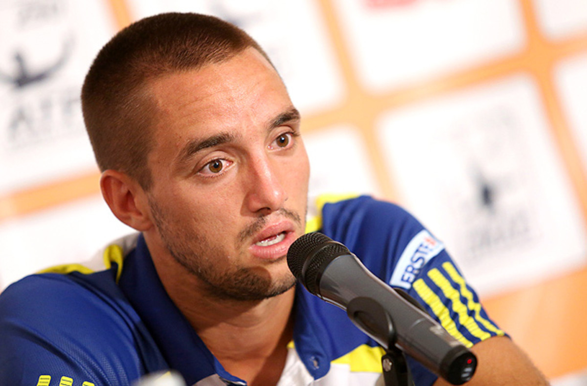 Viktor Troicki claims this ban will prevent him from achieving his dreams and becoming a top player.