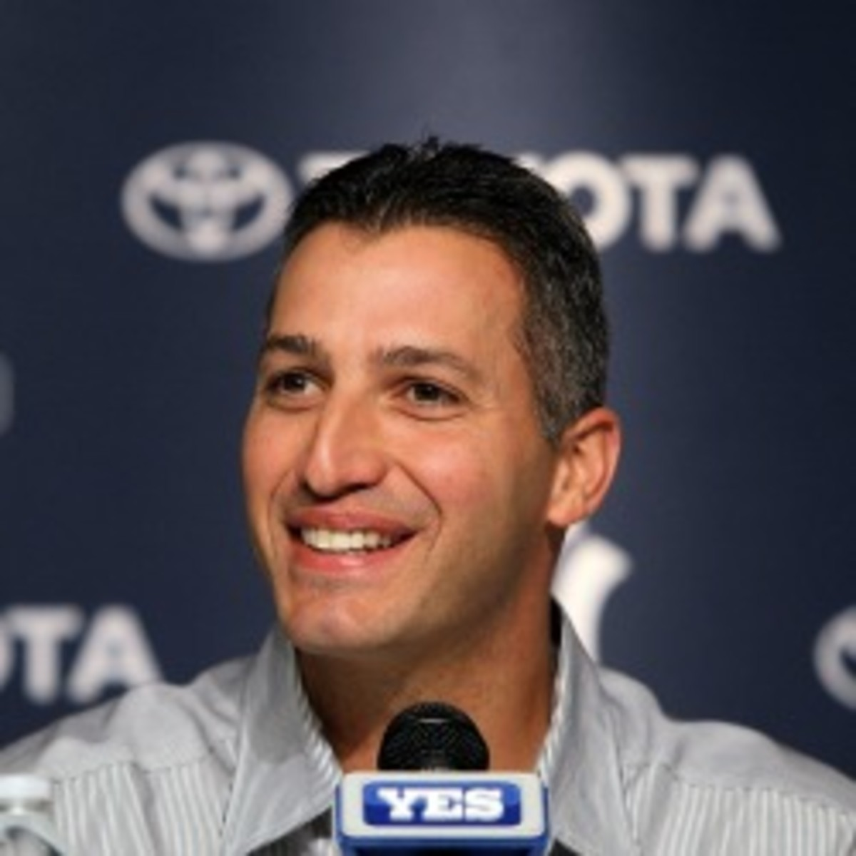 40-year-old Andy Pettitte returned to the Yankees on a one-year, $12-million deal after posting a 2.87 ERA in 2012. (Jim McIsaac/Getty Images)