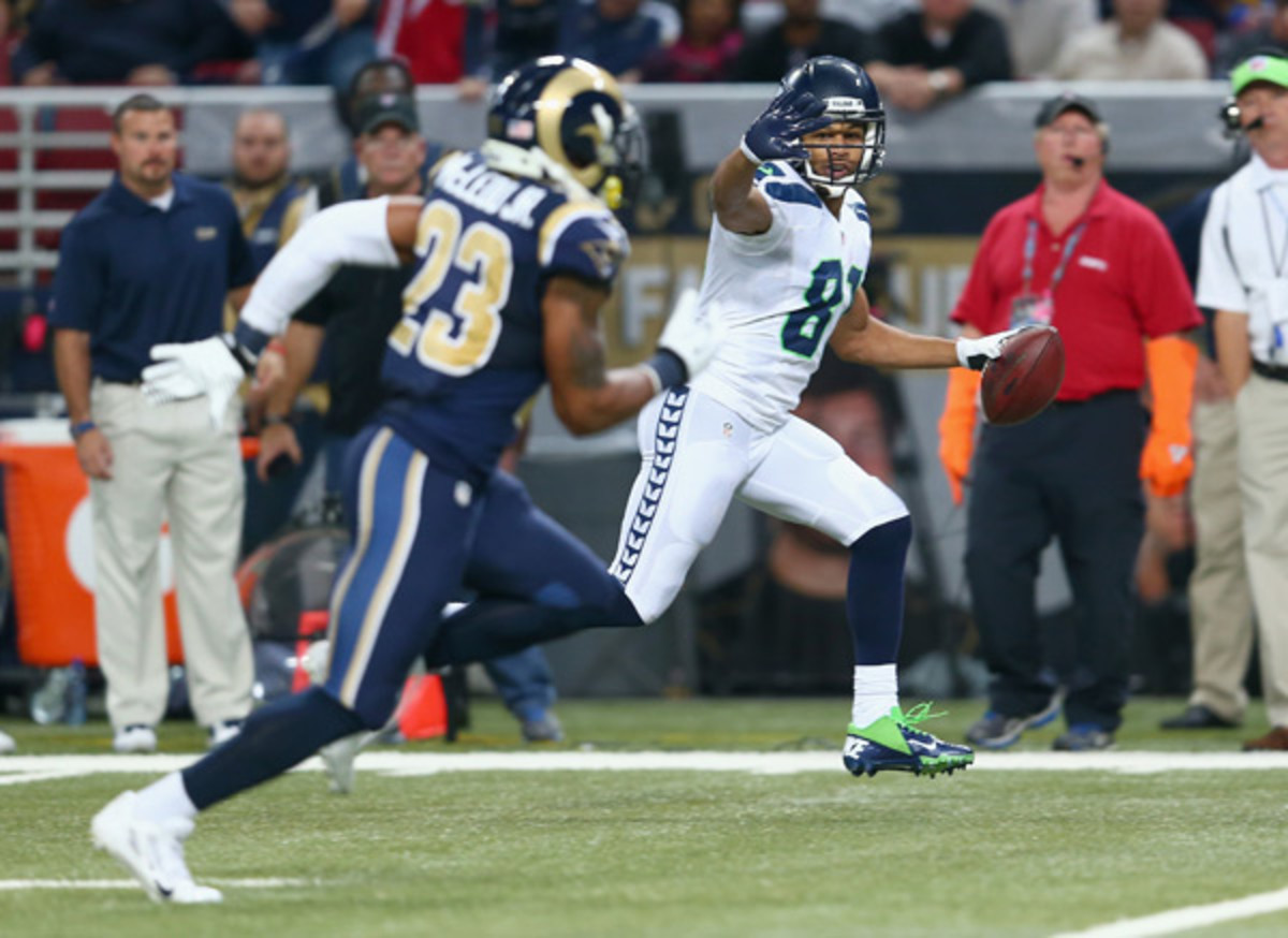 Golden Tate :: Andy Lyons/Getty Images