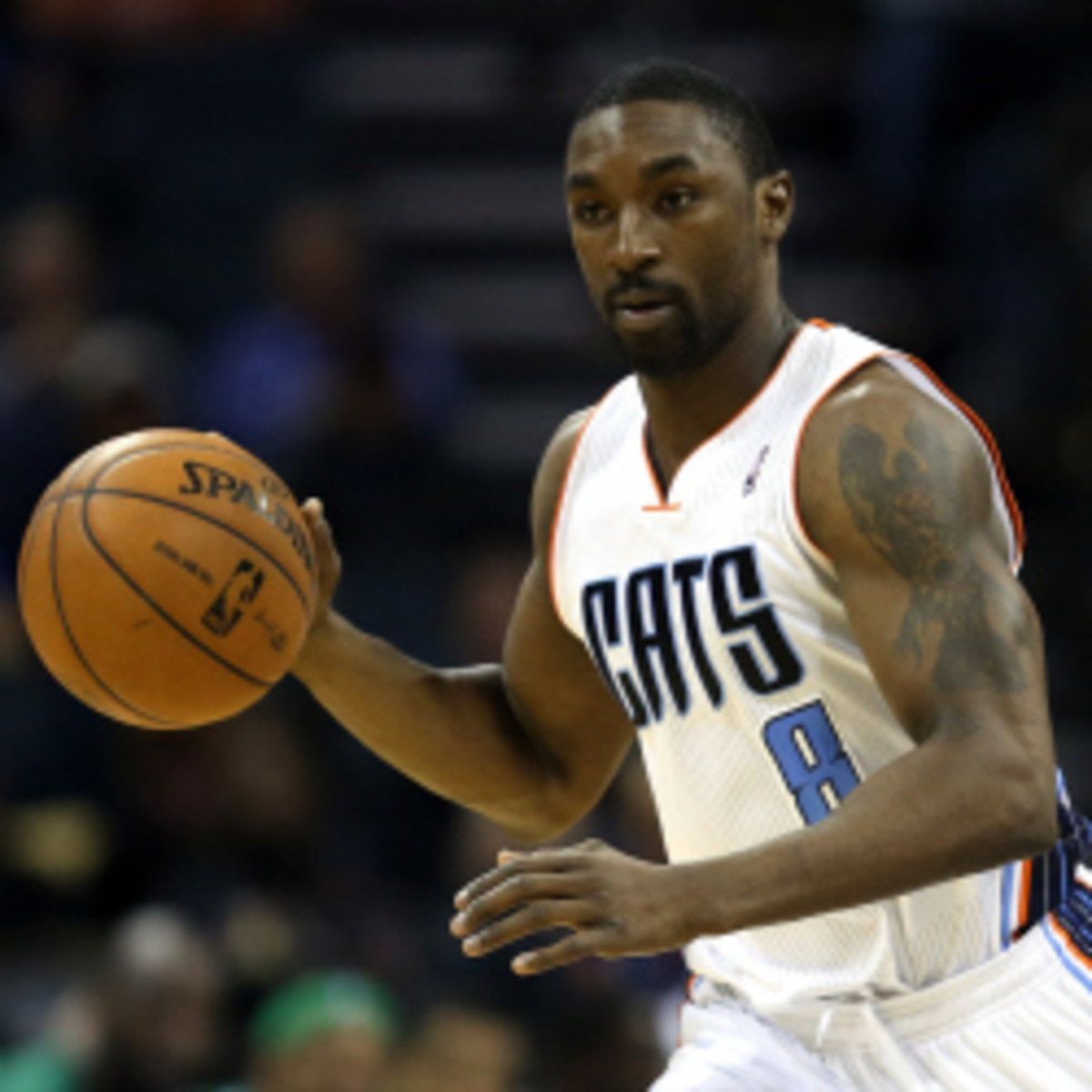 The Bobcats are reportedly more interested in trading Ben Gordon after the guard got into an argument with coach Mike Dunlap. (Streeter Lecka/Getty Images)