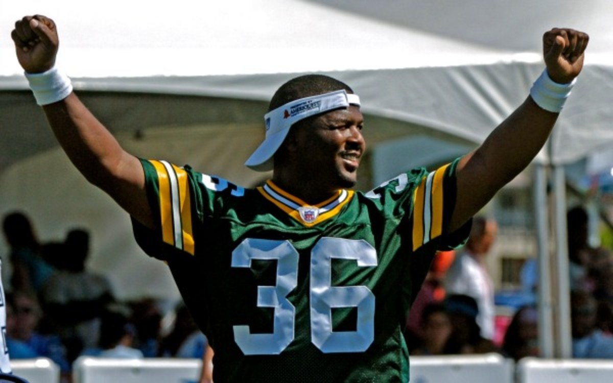 Former Packers safety LeRoy Butler had 38 interceptions and 20.5 sacks in his career. (Al Messerschmidt/Getty Images