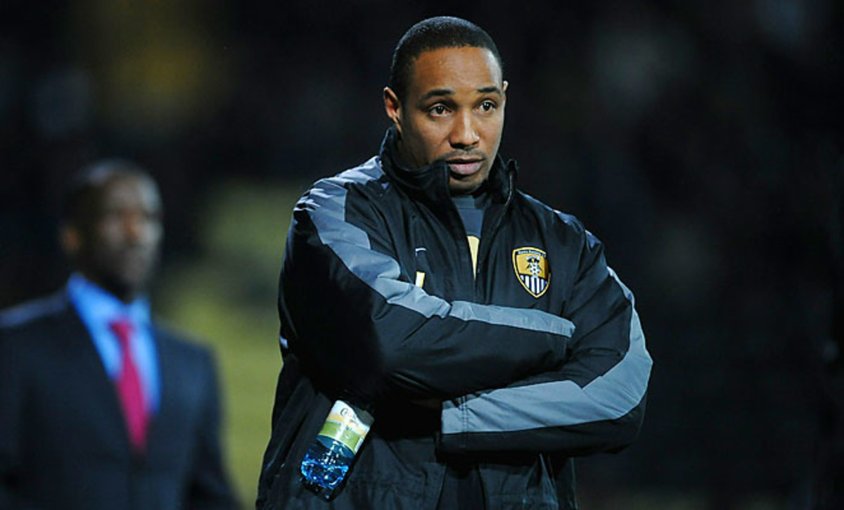 Paul Ince played in the 1998 World Cup for England.