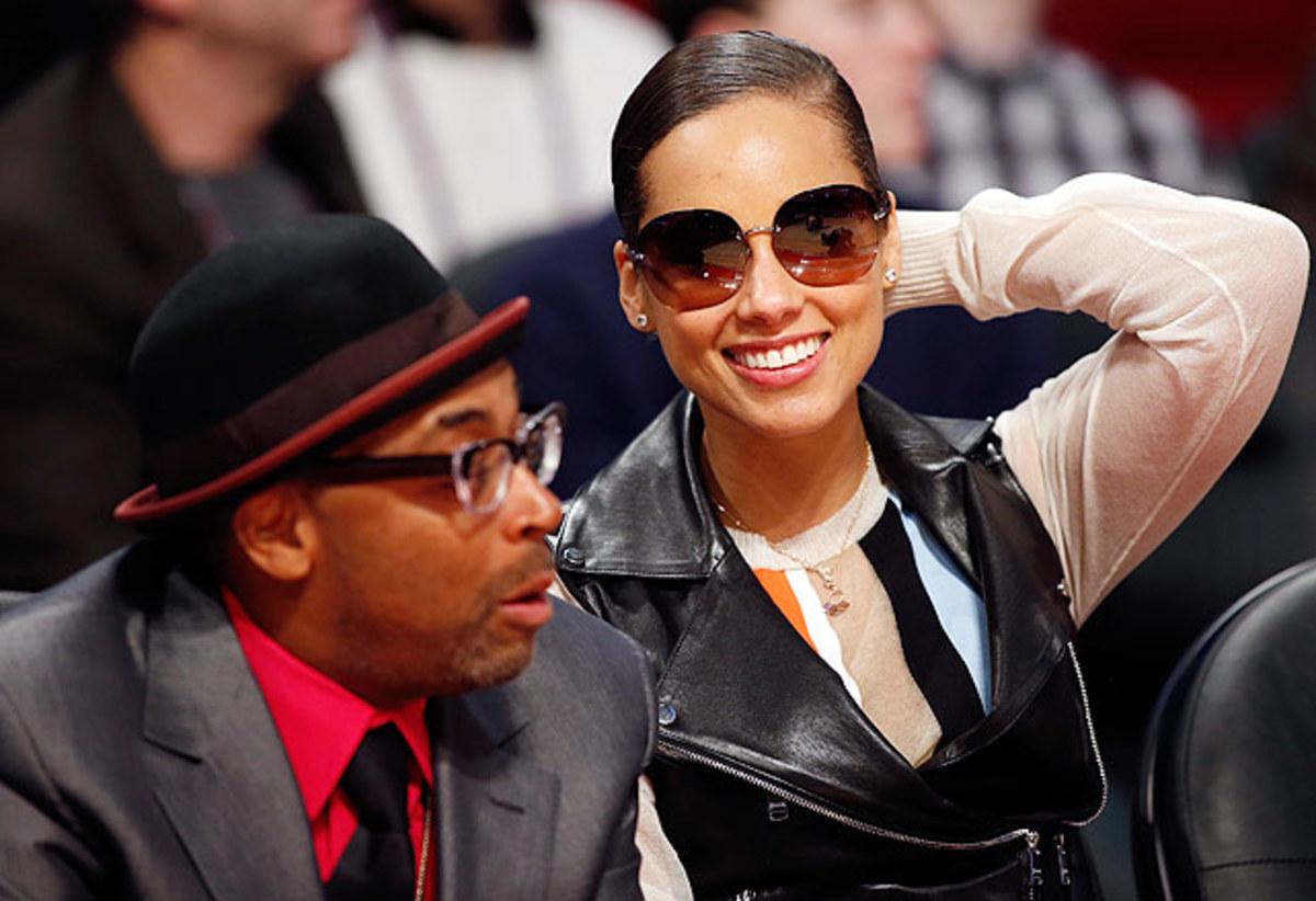 Alicia Keys, Spike Lee
