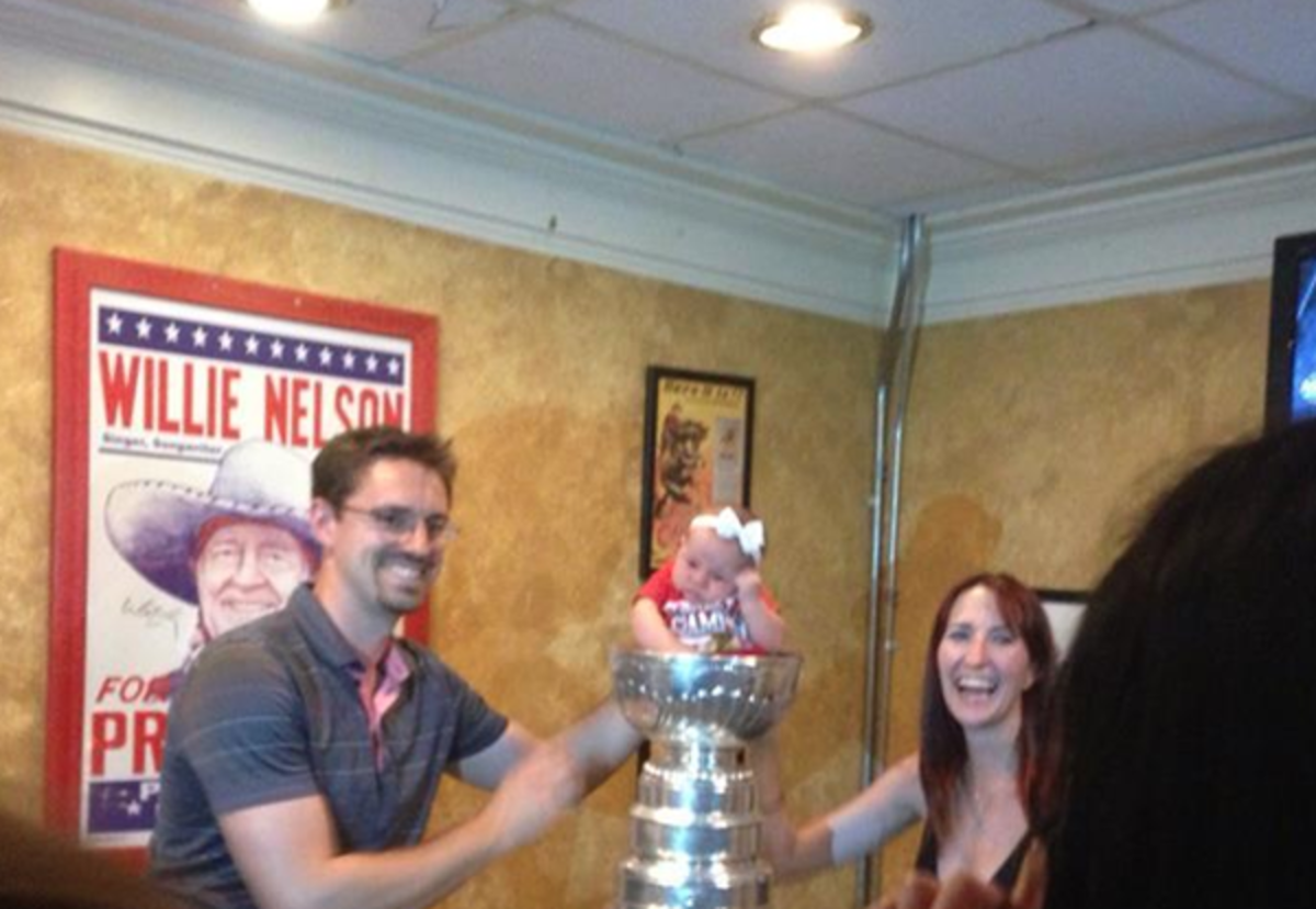 stanley cup baby