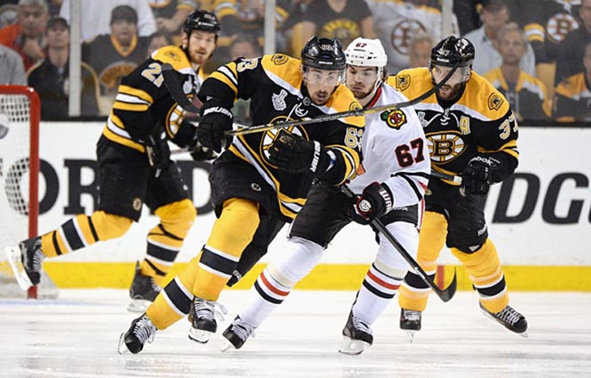 On the brink, the Bruins will take heart from the knowledge that they came back to win the Cup in 2011.