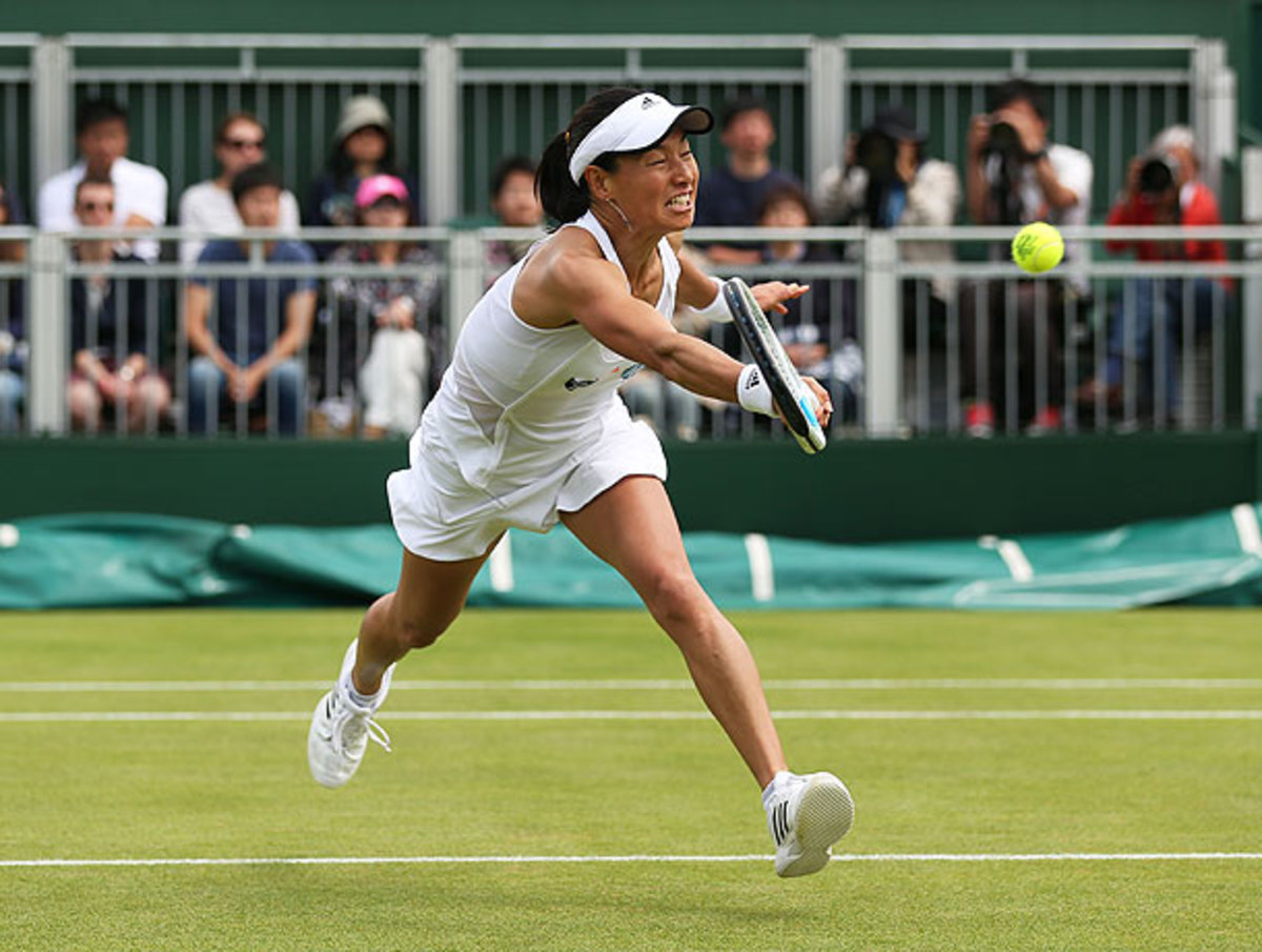 Kimiko Date-Krumm will need to give every possible ounce of effort in order to challenge Serena Williams.