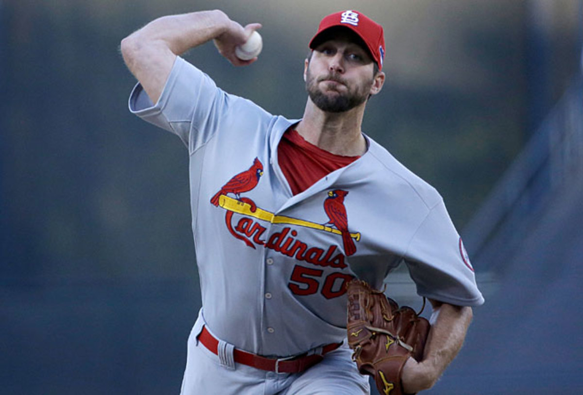 St. Louis' Game 1 starter, Adam Wainwright, has never pitched at Fenway Park or faced the Red Sox.