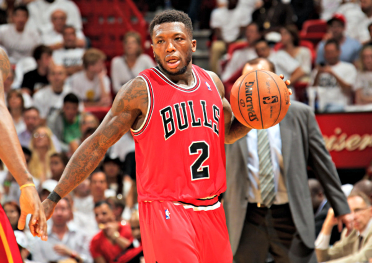 After some delay, Nate Robinson finally found a home in free agency. (Issac Baldizon/NBAE via Getty Images)