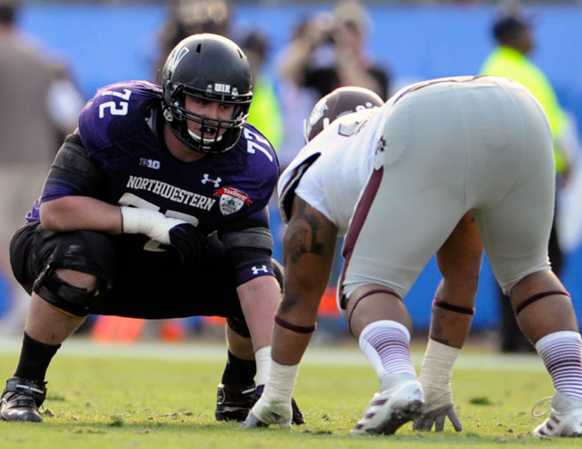 Northwestern beat Miss. State in last year's Gator Bowl, which has teamed up with the Big Ten and ACC.