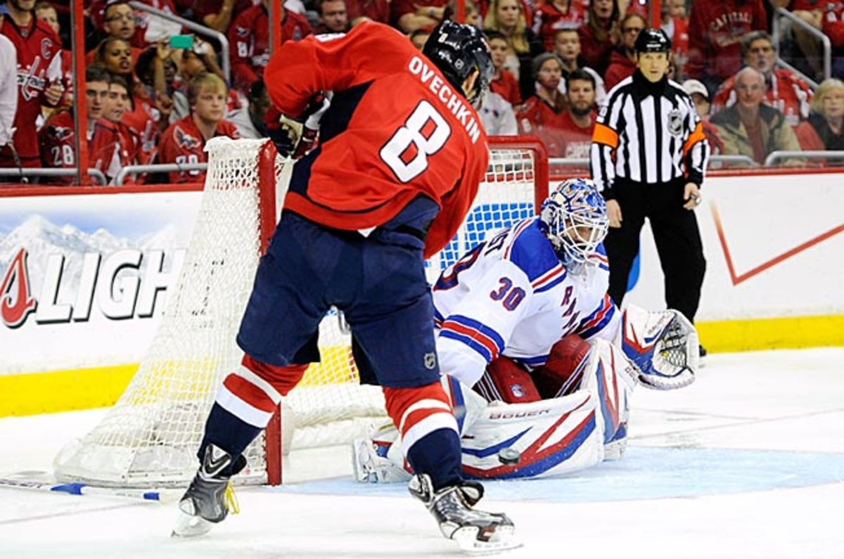 Alex Ovechkin and the Capitals will face much stiffer competition in the new Metropolitan Division.