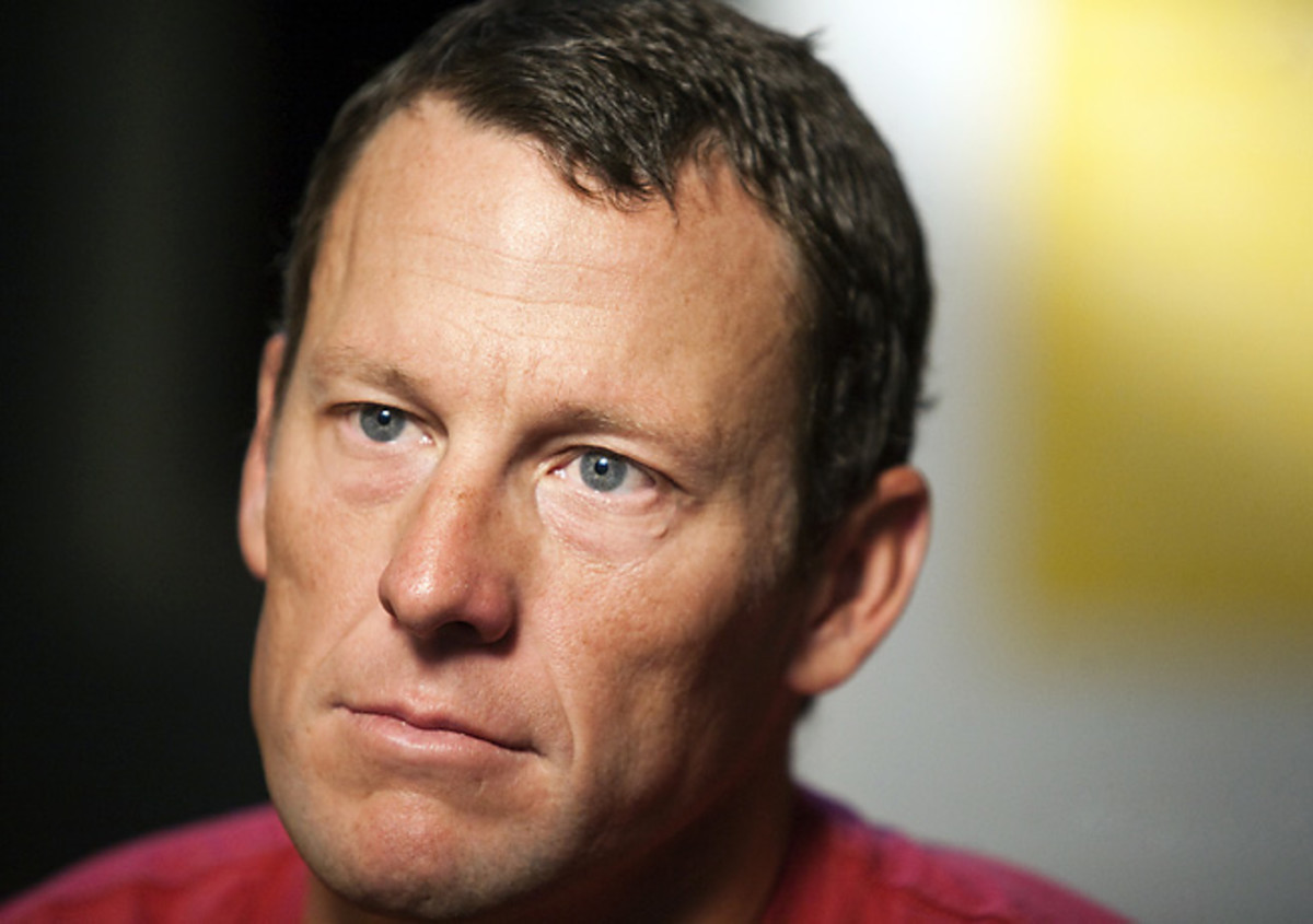 """The government claims Armstrong violated his contract and was """"unjustly enriched"""" while cheating."""