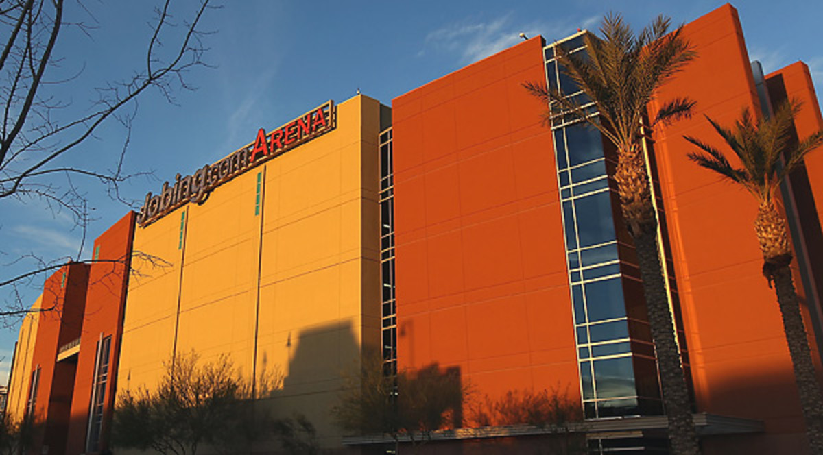The Coyotes' sale will keep the team in Phoenix...for now.