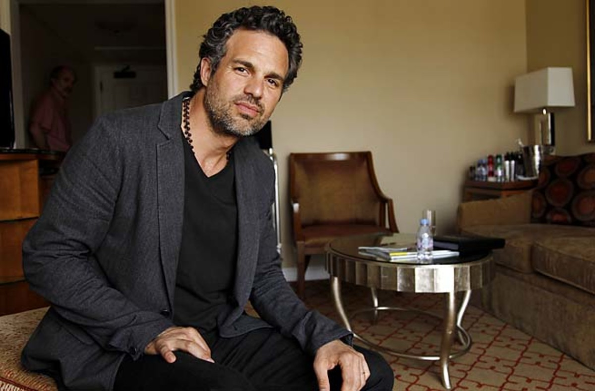 """Mark Ruffalo stars in """"Foxcatcher,"""" the story of a chemical fortune heir who killed Olympic champion Dave Schultz."""