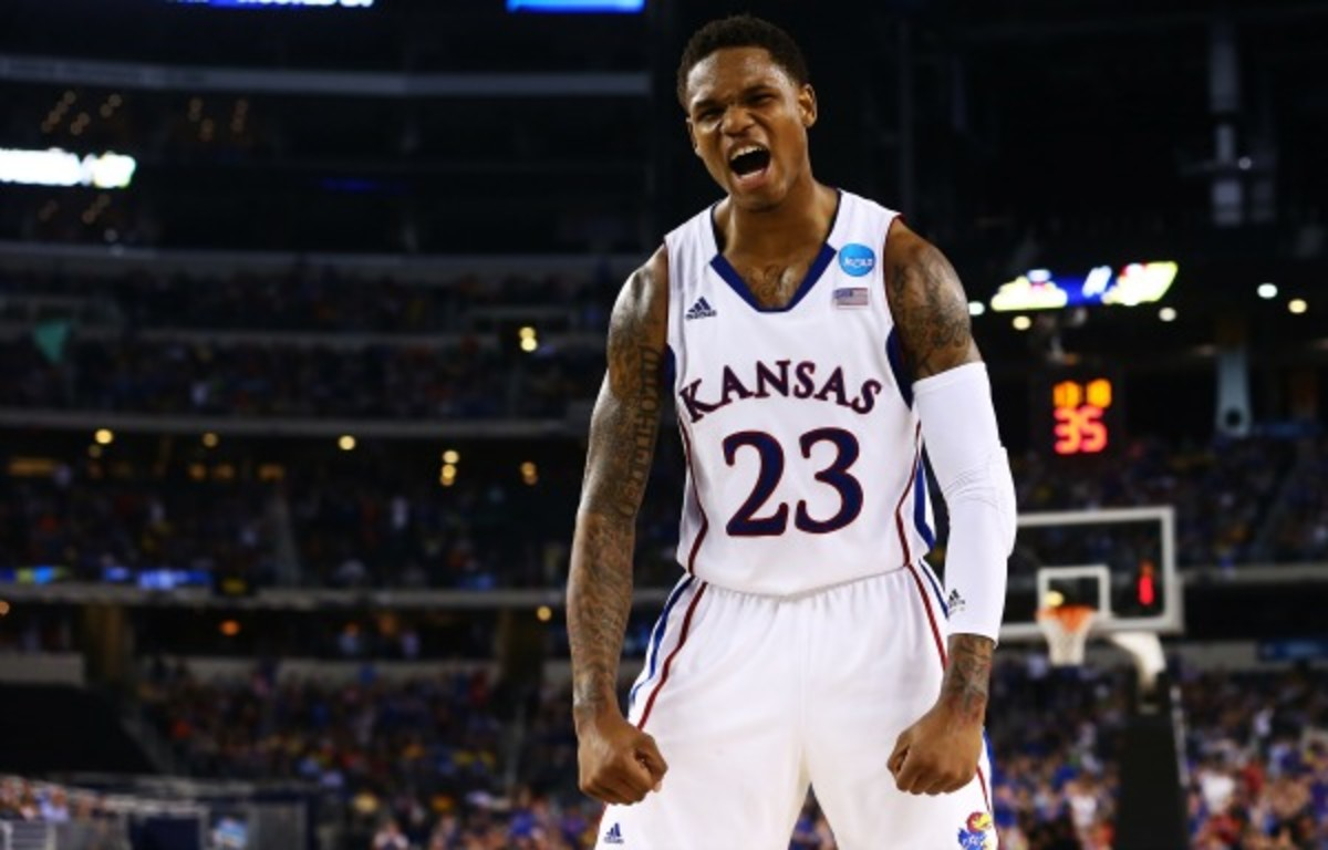 Ben McLemore is projected to be a top-3 selection in the upcoming NBA Draft. (Ronald Martinez/Getty Images)