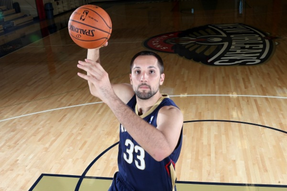 Ryan Anderson will miss 1-3 weeks with a toe fracture. (Layne Murdoch/Getty Images)