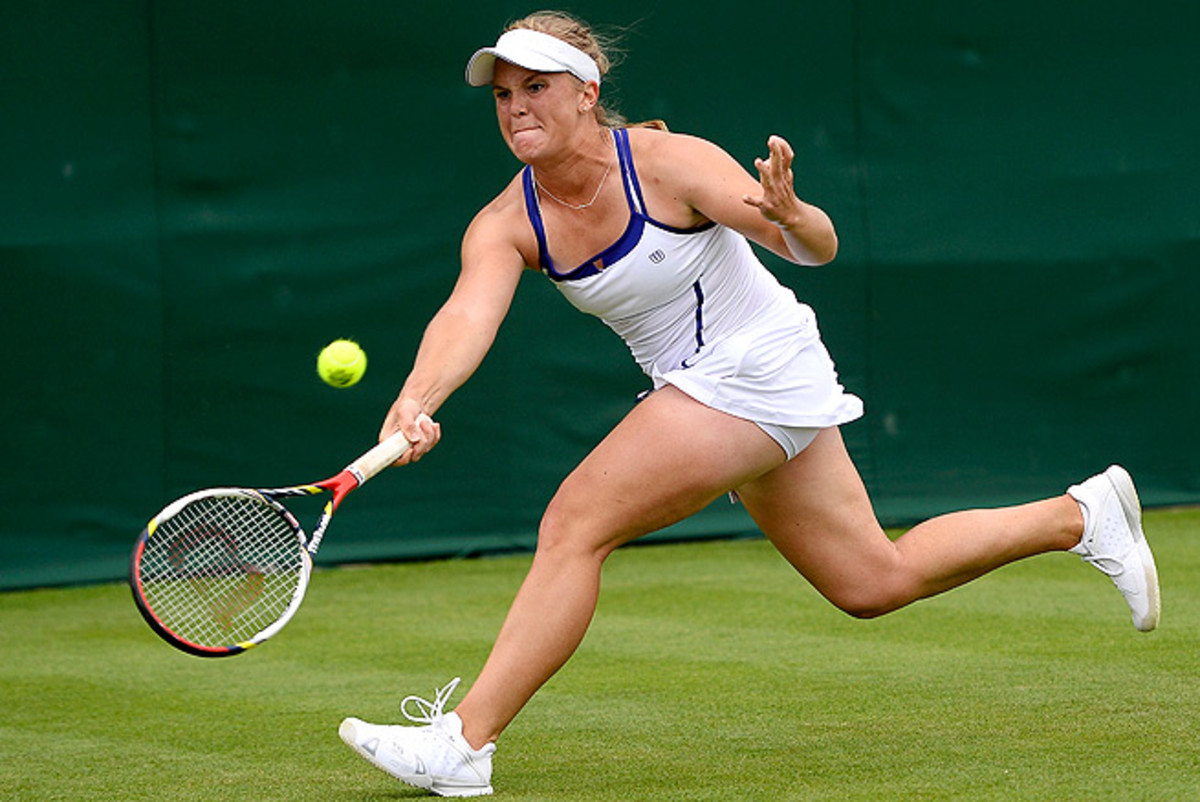 Melanie Oudin came to prominence when she reached the quarterfinals of the 2009 U.S. Open.