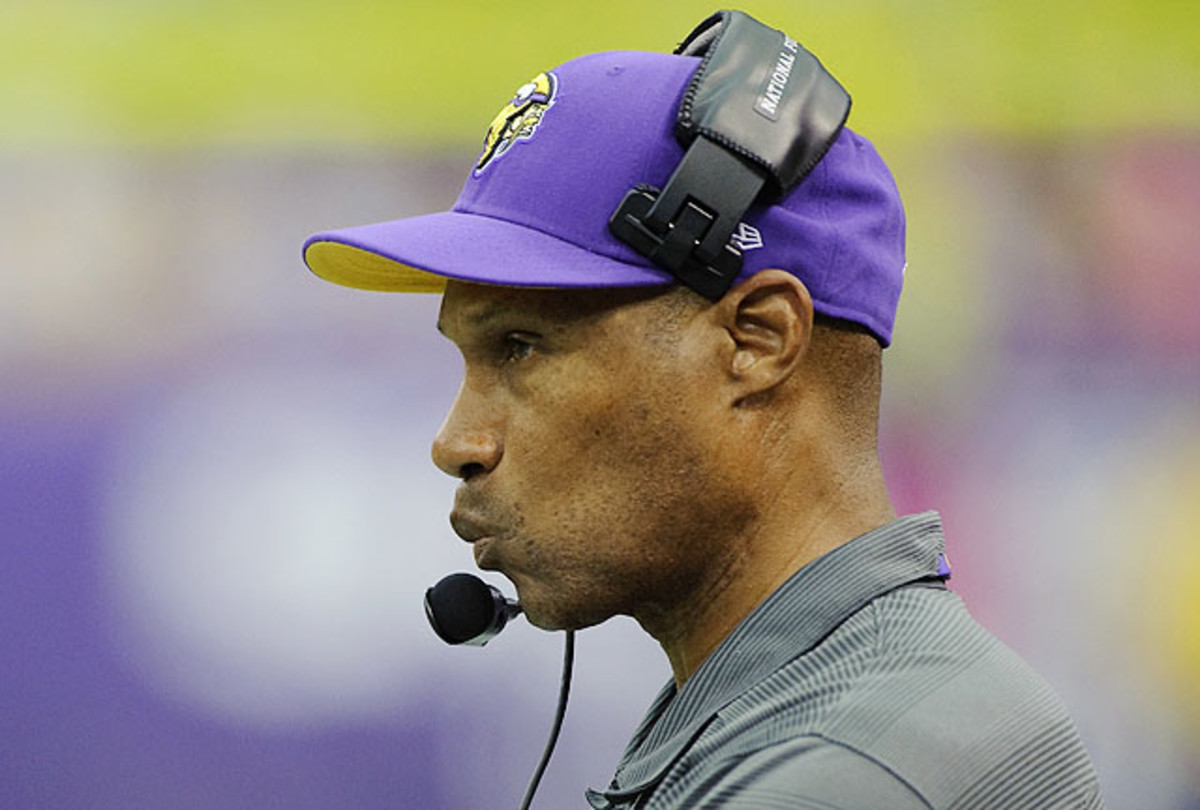 Minnesota has opened the season with six losses in its first seven games, after making the playoffs in 2012.