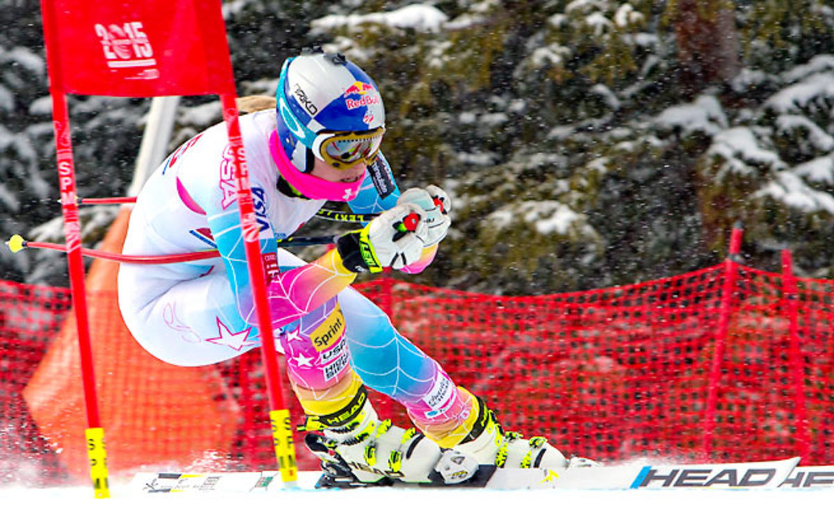 After tearing her ACL and MCL in February, Lindsey Vonn plans to compete at the Sochi Olympics.