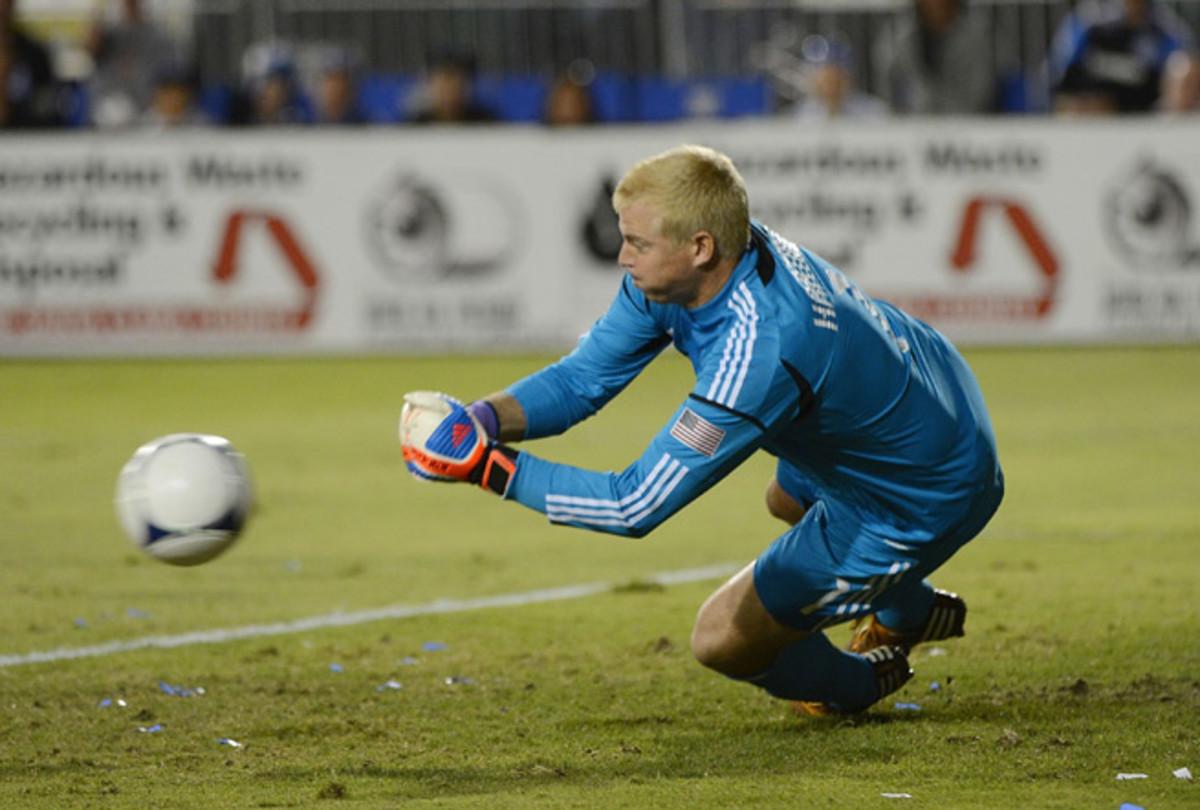 Record-setting MLS goalkeeper Kevin Hartman retired Thursday after a 17-season career.