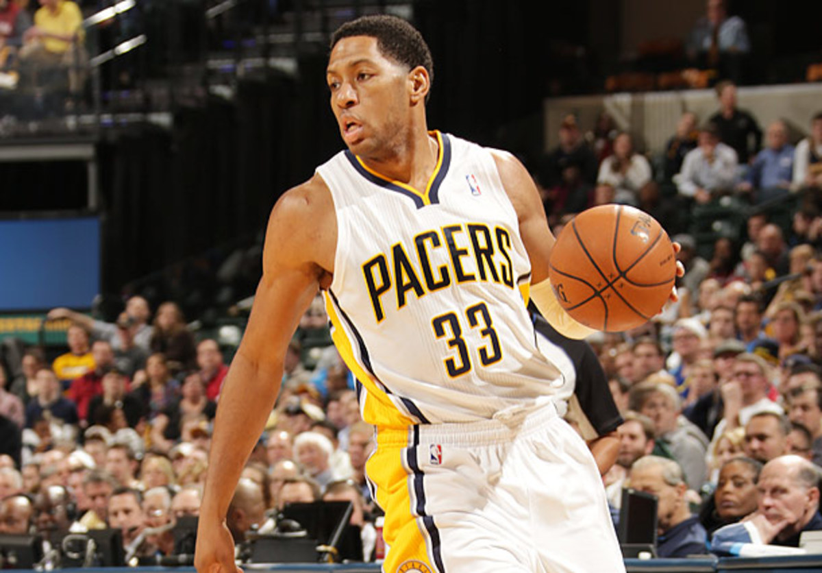 Danny Granger is expected to return in the NBA playoffs