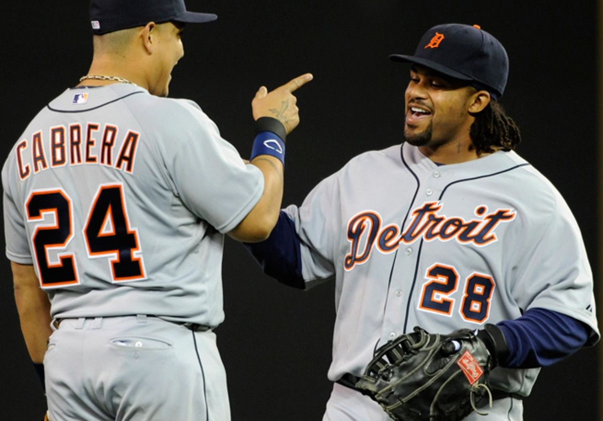 Detroit's dynamic duo of Miguel Cabrera and Prince Fielder is no more after Wednesday's trade.