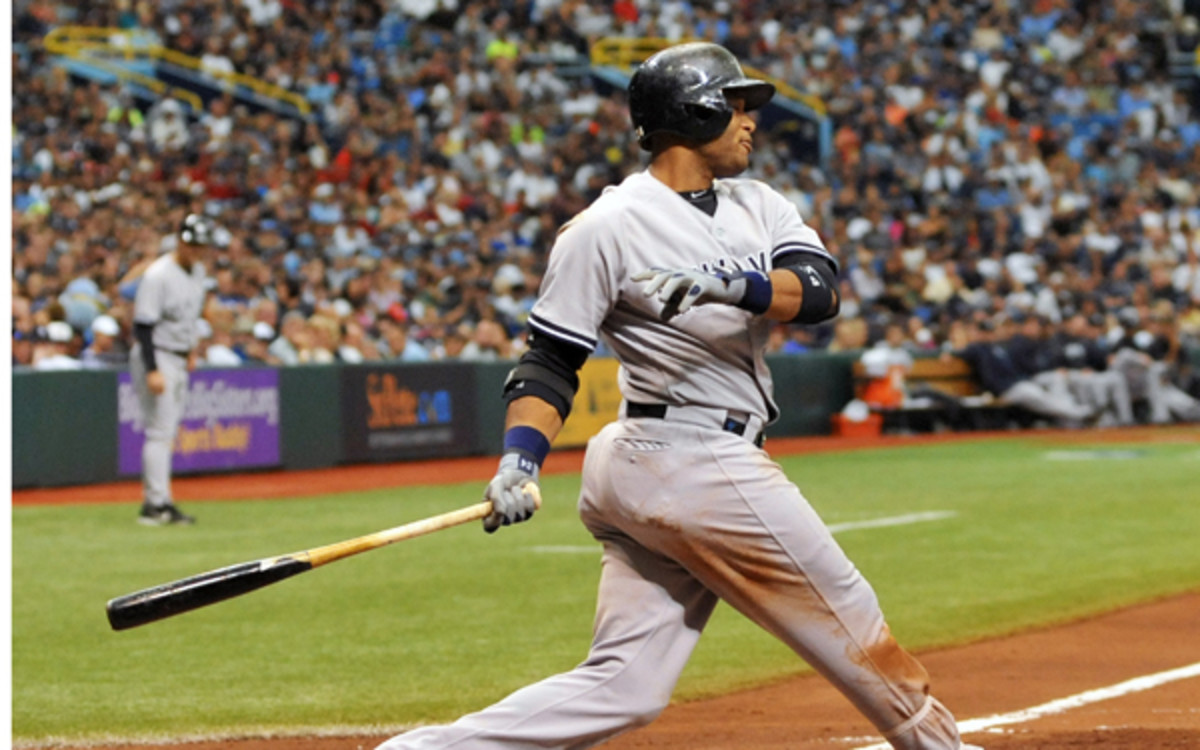 Will the Mariners give Robinson Cano the contract he wants? (Al Messerschmidt/Getty Images)
