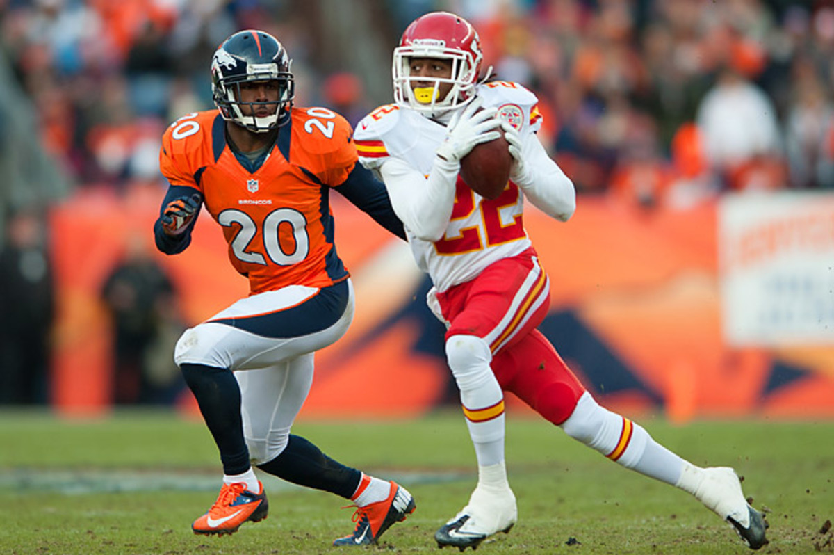 """Chiefs quarterback Alex Smith called Dexter McCluster """"a special guy"""" whose role on the team can vary."""