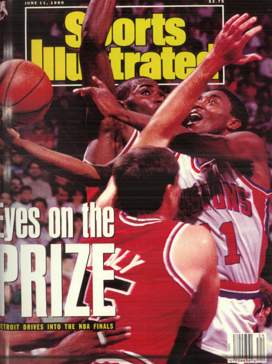 June 11, 1990 issue of Sports Illustrated.