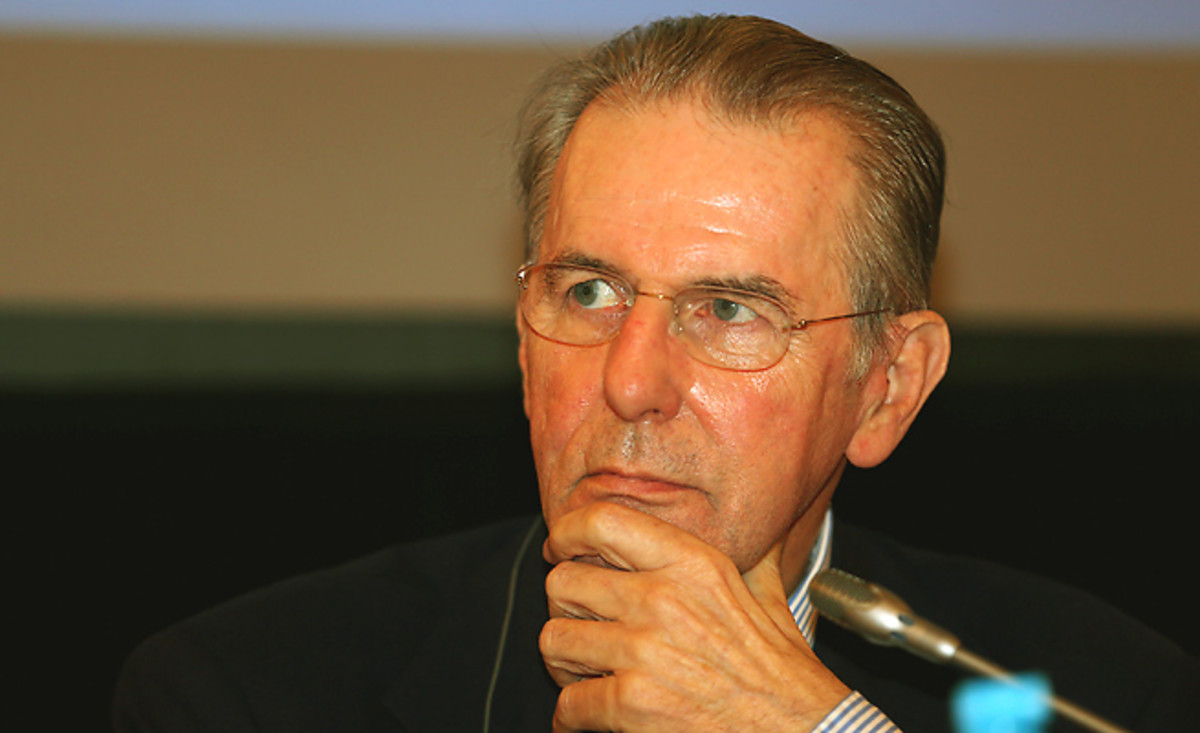 Russian Deputy Prime Minister Dmitry Kozak wrote to IOC president Jacques Rogge (above) that Russia would respect the Olympic Charter but defended the country's recently passed anti-gay law.