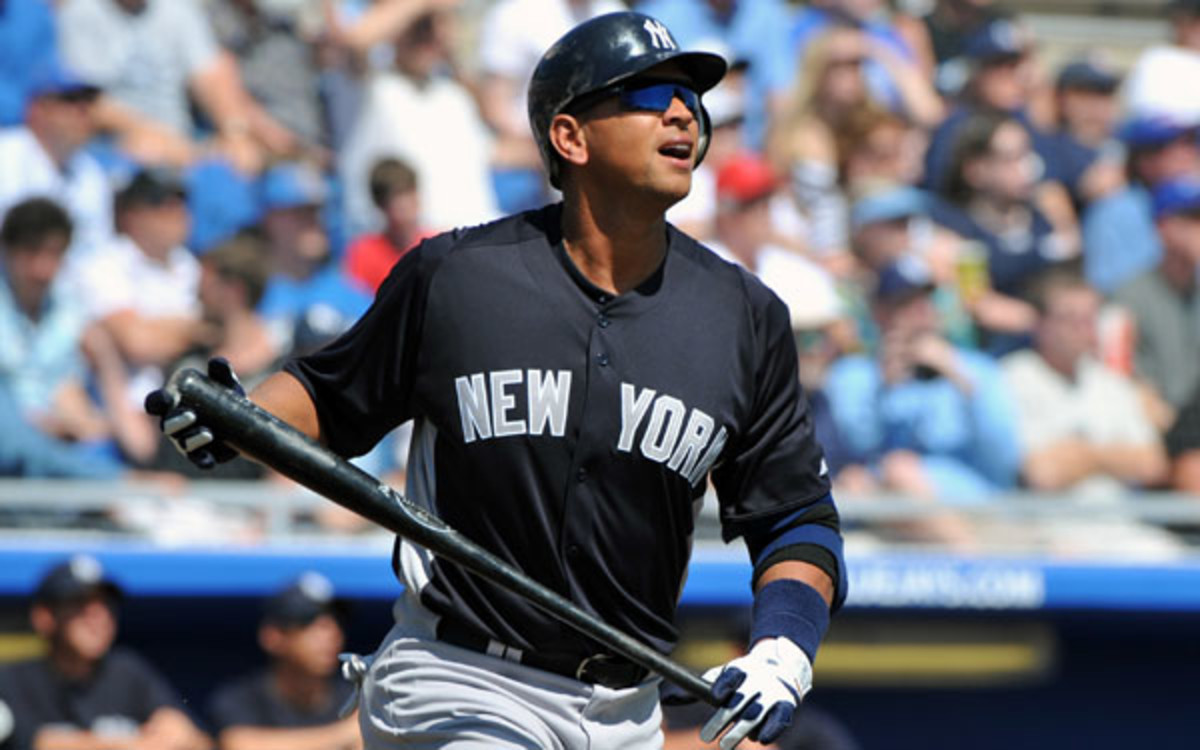 Yankees 3B Alex Rodriguez filed his second lawsuit this week, accusing a team doctor of malpractice. (Getty Images)