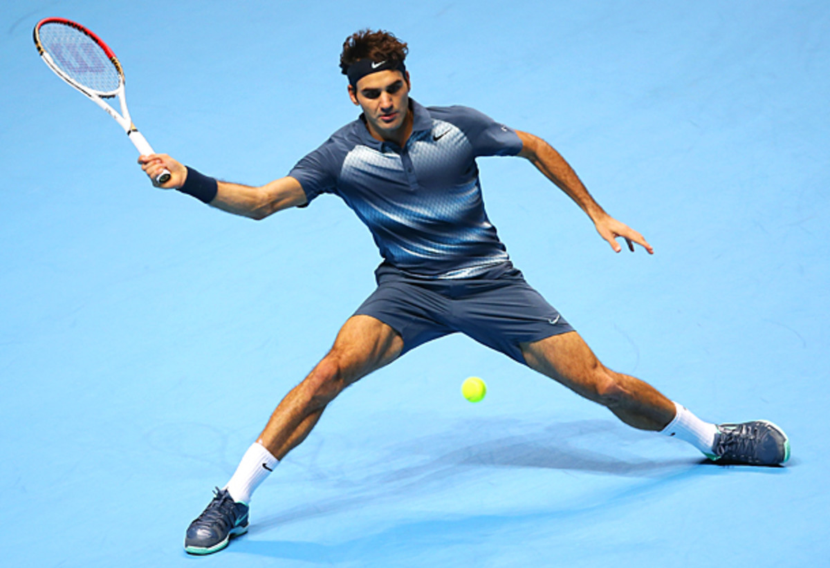 Roger Federer reached the semifinals in the last three tournaments he played in 2013. (Jan Kruger/Getty Images)