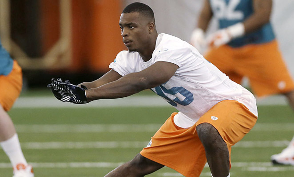 Dion Jordan signed a four-year, $20.6 million contract with the Dolphins this past week.