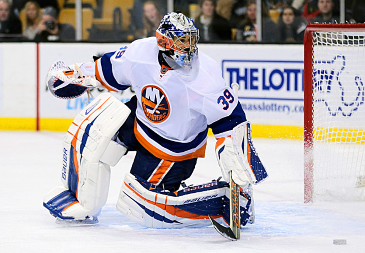 Rick DiPietro's loss to the Senators on February 19 may have been his final NHL game.