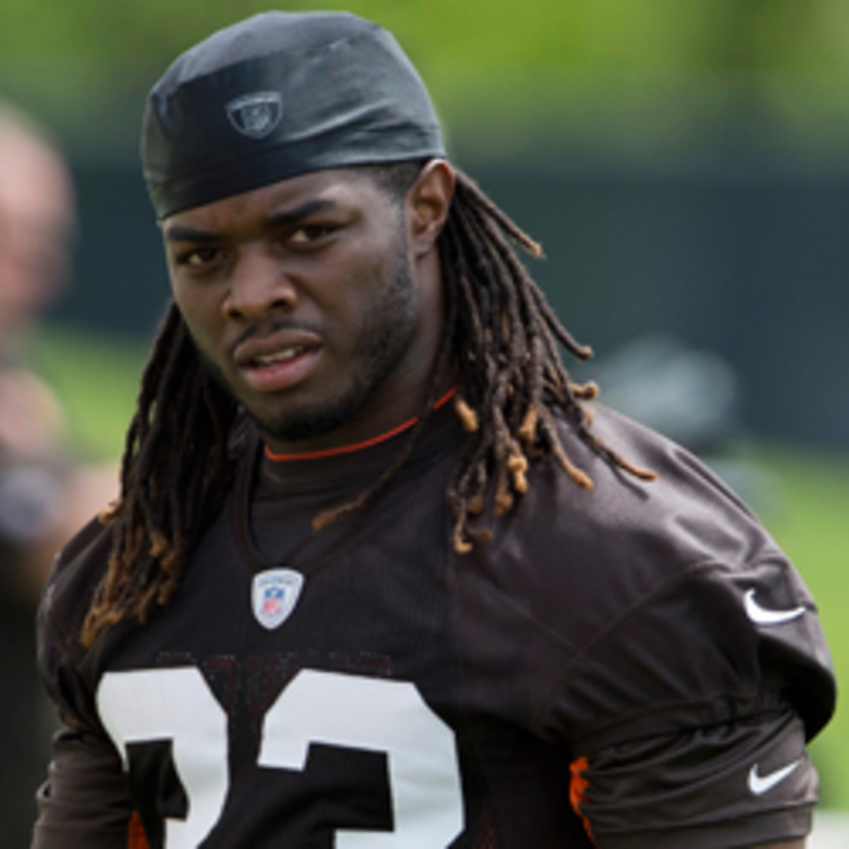 The Browns expect rookie RB Trent Richardson back soon. (Jason Miller/Getty Images)
